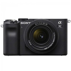 Фотоаппарат системный Sony Alpha 7C Body Black