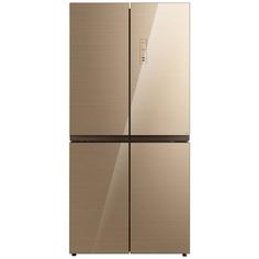 Холодильник многодверный Korting KNFM 81787 GB