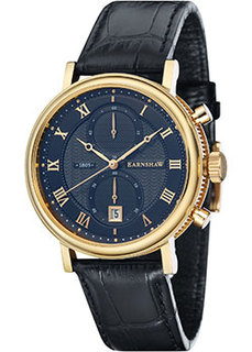 мужские часы Earnshaw ES-8100-04. Коллекция Beaufort