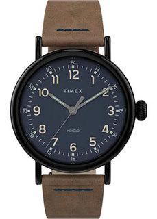 мужские часы Timex TW2T69400YL. Коллекция Standard