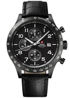 Швейцарские наручные мужские часы Swiss military SM34084.07. Коллекция Sports