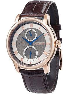 мужские часы Earnshaw ES-8106-06. Коллекция Longitude