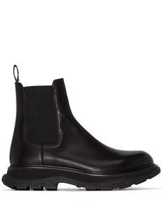 Alexander McQueen ботинки челси Tread Slick