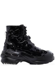 Maison Margiela ботинки Tabi Instapump Fury Lo из коллаборации с Reebok
