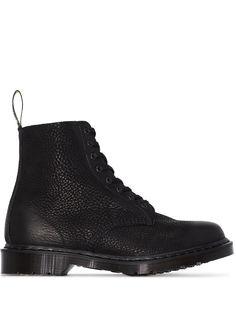 Dr. Martens ботинки 1460 Titan на шнуровке