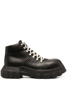 Rick Owens ботинки хайкеры Mega Bozo
