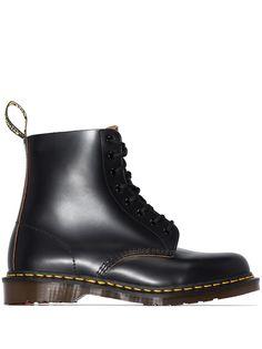 Dr. Martens ботинки 1460 Vintage в стиле милитари