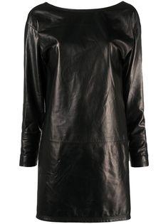 Dsquared2 платье с длинным рукавами