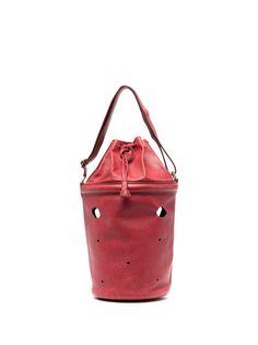 Hermès сумка на плечо pre-owned с перфорацией Hermes