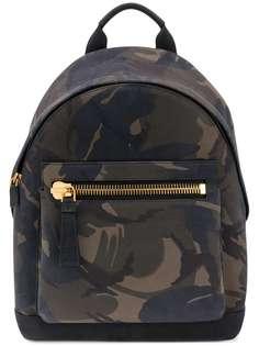 Tom Ford рюкзак с камуфляжным принтом