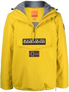 Napapijri куртка Norway с капюшоном