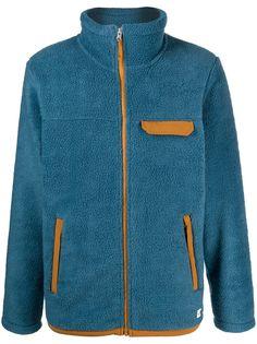 The North Face флисовая куртка Cragmont на молнии