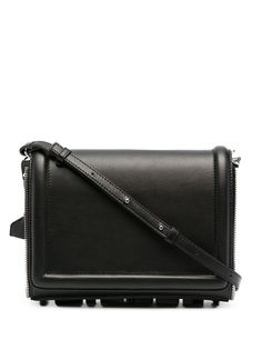 Diesel маленькая сумка через плечо с декоративной молнией