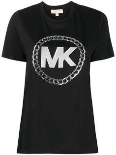 Michael Michael Kors футболка с логотипом