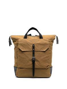 Ally Capellino вощеный рюкзак Frances