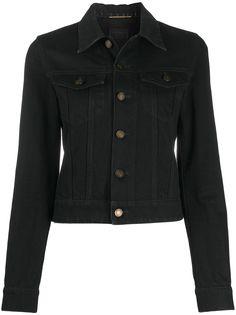 Saint Laurent джинсовая куртка