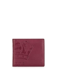Gieves & Hawkes бумажник с тисненым логотипом