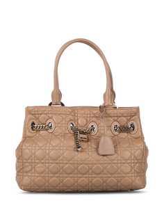 Christian Dior сумка-тоут Chri Chri 2010-го года