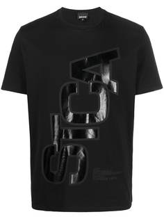 Just Cavalli футболка STCA с логотипом