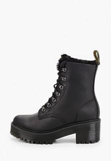 Ботинки Dr. Martens Leona FL-7 Hook Boot
