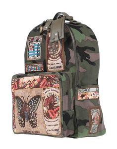 Рюкзаки и сумки на пояс Valentino