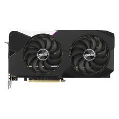 Видеокарта ASUS NVIDIA GeForce RTX 3070 , DUAL-RTX3070-8G, 8ГБ, GDDR6, Ret