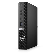 Компьютер DELL Optiplex 7080, Intel Core i7 10700T, DDR4 8ГБ, 256ГБ(SSD), AMD Radeon RX 640 - 4096 Мб, Windows 10 Professional, черный [7080-5184]