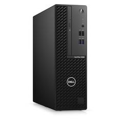 Компьютер DELL Optiplex 3080, Intel Core i3 10100, DDR4 8ГБ, 256ГБ(SSD), Intel UHD Graphics 630, DVD-RW, Windows 10 Professional, черный [3080-8495]