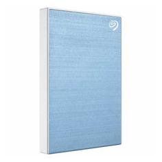 Внешний диск HDD SEAGATE One Touch STKB2000402, 2ТБ, голубой
