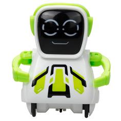 Интерактивный робот Silverlit Покибот цвет: зеленый
