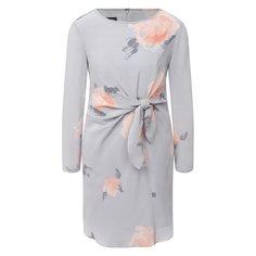 Шелковое платье Emporio Armani