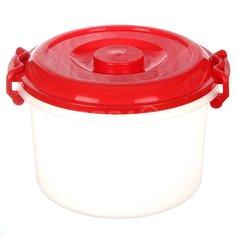 Контейнер пищевой пластмассовый Альтернатива М147, 7 л Alternativa