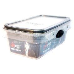 Контейнер пищевой пластмассовый Пластик Репаблик Perfetto GR1076НАТ, 1.1 л