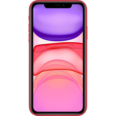 Смартфон Apple iPhone 11 64 Гб красный