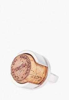 Кольцо Amarin Jewelry CORK silver Бутылка