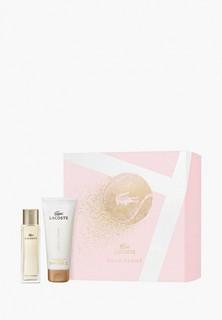 Набор парфюмерный Lacoste Pour Femme, Туалетная вода 50 мл + лосьон для тела 100 мл