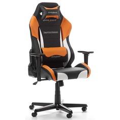 Кресло компьютерное DXRacer Drifting Black/Orange/White (OH/DM61/NWO)