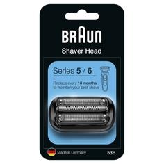Режущий блок для электробритвы Braun 53 B