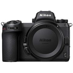 Фотоаппарат системный Nikon Z 7II Black Body Z 7II Black Body