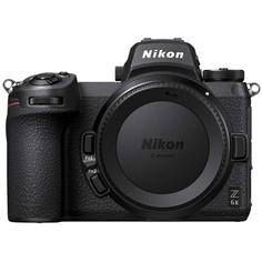 Фотоаппарат системный Nikon Z 6II Body Black