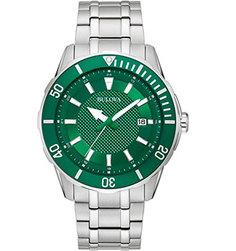 Японские наручные мужские часы Bulova 98B359. Коллекция Sports