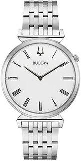 Японские наручные мужские часы Bulova 96A232. Коллекция Classic