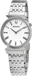 Японские наручные женские часы Bulova 96L275. Коллекция Classic