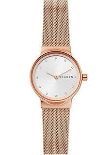 Швейцарские наручные женские часы Skagen SKW2665. Коллекция Mesh