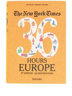 TASCHEN книга The New York Times 36 Hours: Europe