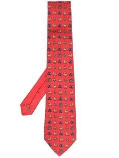 Etro галстук Corbata