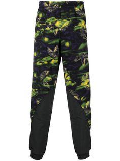 adidas спортивные брюки с принтом Big Trefoil
