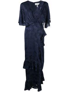 Saloni платье с оборками