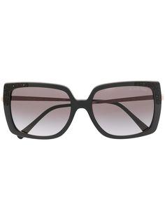Michael Kors солнцезащитные очки в массивной оправе