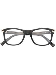 Givenchy Eyewear очки в прямоугольной оправе
